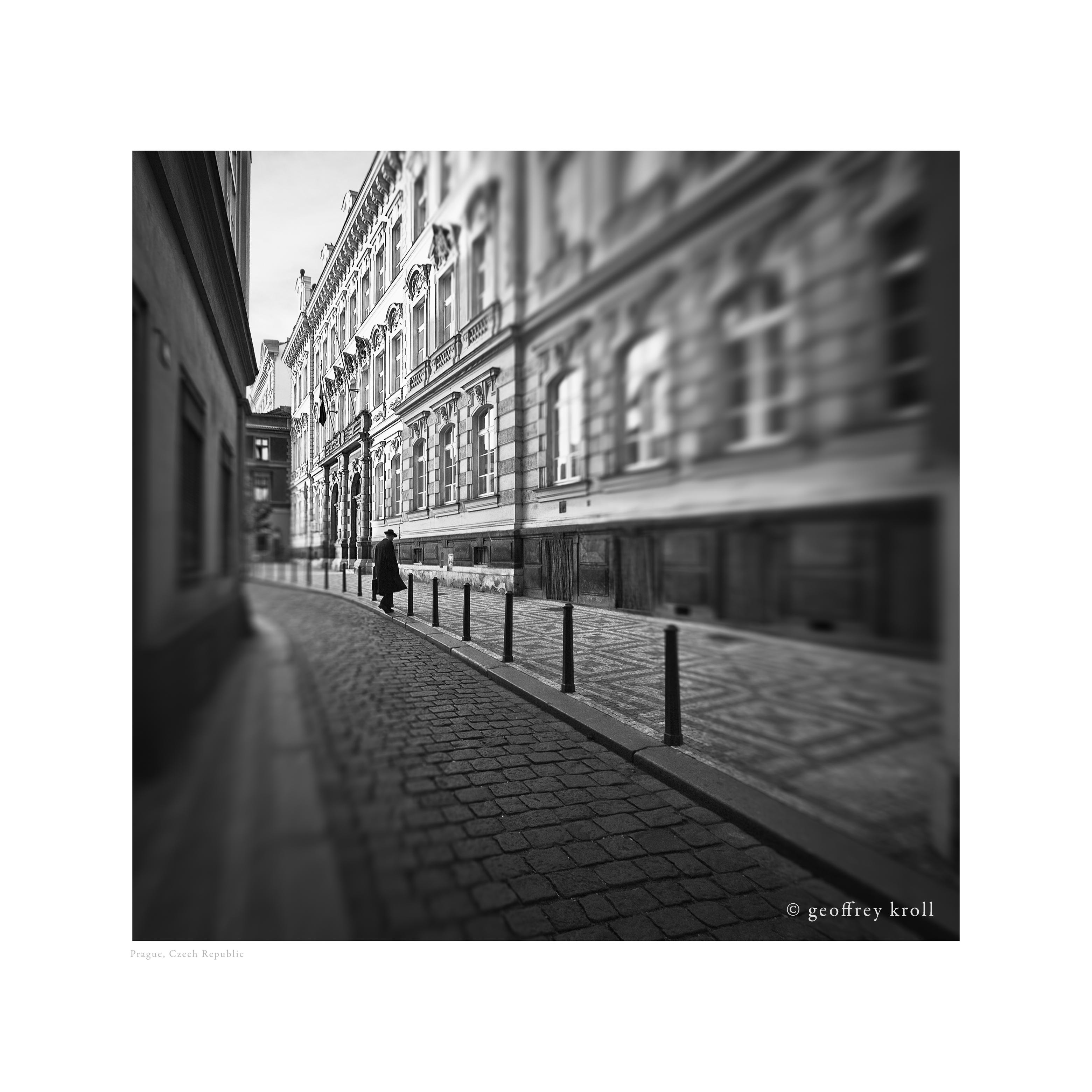 geoffrey kroll, Prague CZ