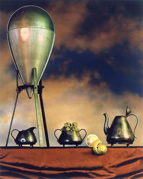 Atomic Tea Party