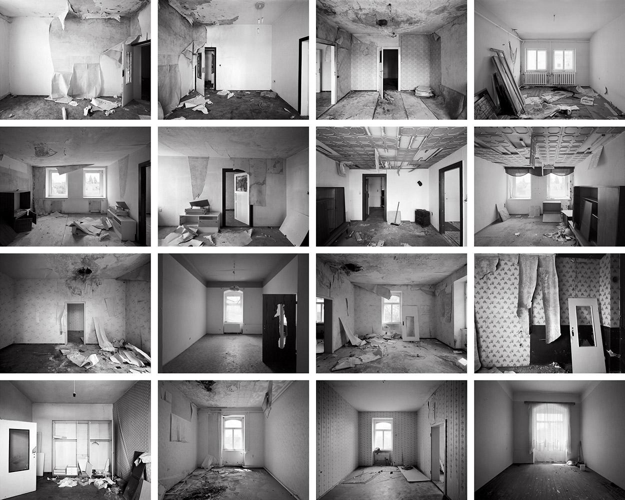 Fredrik Marsh, Abandoned Apartment Complex, Cotta District
