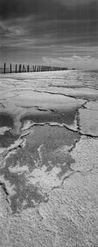 Abandoned Oil Field - Great Salt Lake