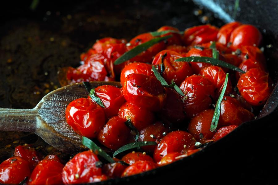 Tomatoes with Tarragon