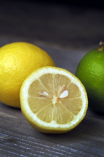 Lemons with Lime