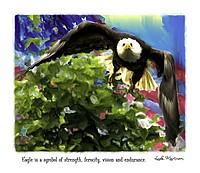 Eagle Bear Raven