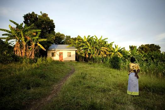 African Pastorial Kaloungi Village, Uganda