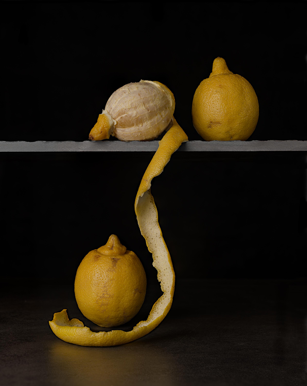 TIMOTHY BRILL, Three Lemons