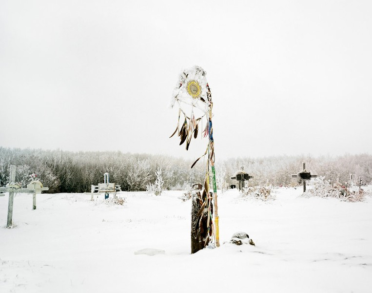 First Nation Burial Ground