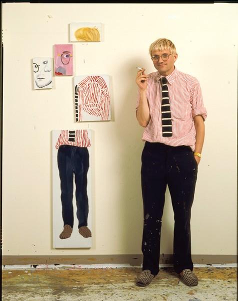 David Hockney at Montcalm