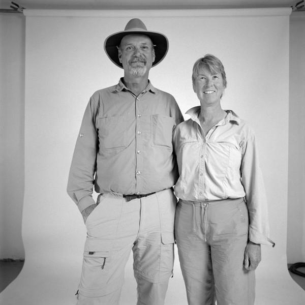 Stumpknocker and Mrs. Gorp