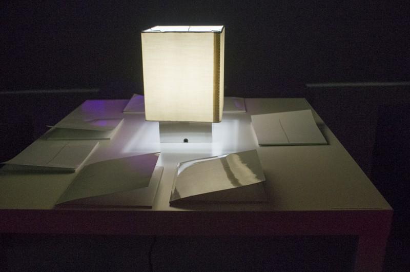 Intervals Installation (books)