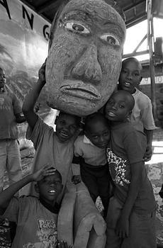 Shangilia - Mtoto wa Africa