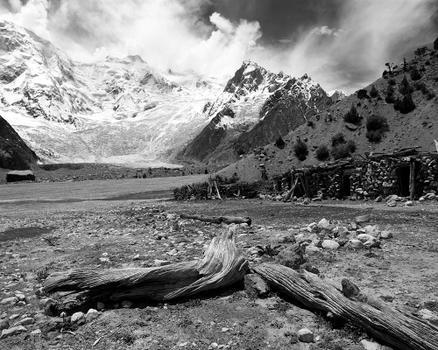 The valley of Hunza