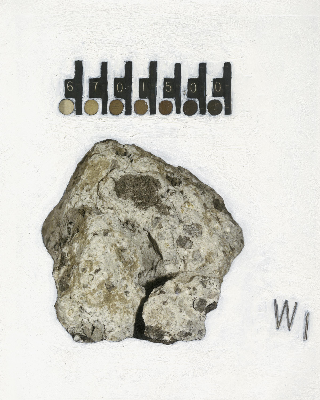 Alison Carey, 02 V TR 6701500 Painted Moonrock