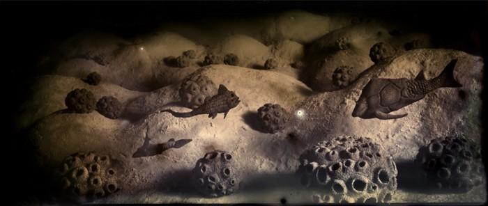 Devonian period, 350-400 Mya