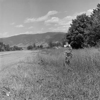 I-93 near Mile Marker 12, Lakeside, MT