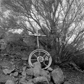 Arizona Hwy 77 near Mile Marker 143