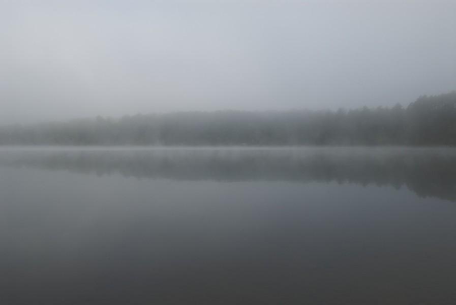 Fog  III, Series, Lake Tahkodah