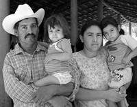 Antonio y Familia