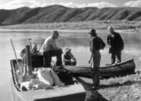 Social Gathering on the Yukon