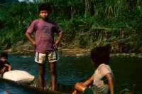 Growing Up on the Rio Napo, Ecuador