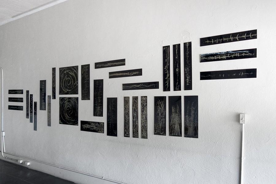 Chemitypes at Wiljax Gallery