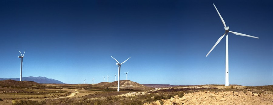 Wind Power, Aragon