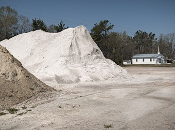 Sand Mound & Baptist Church, Sycamore, S.C.