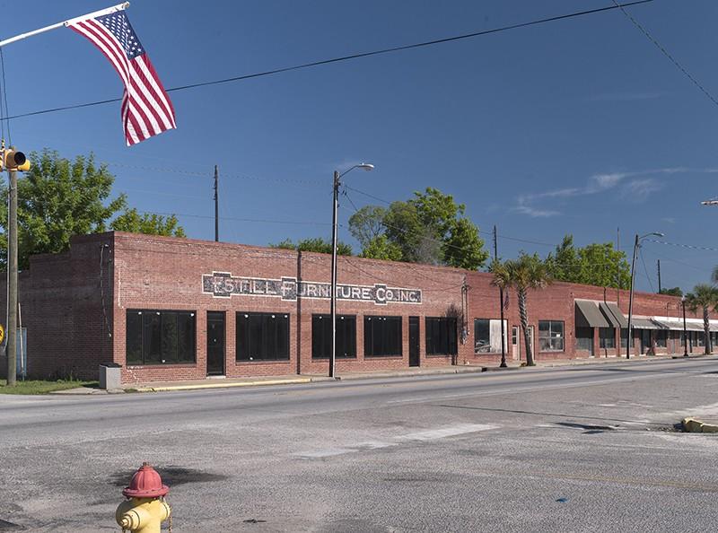 Estill Furniture Store, Estill, SC