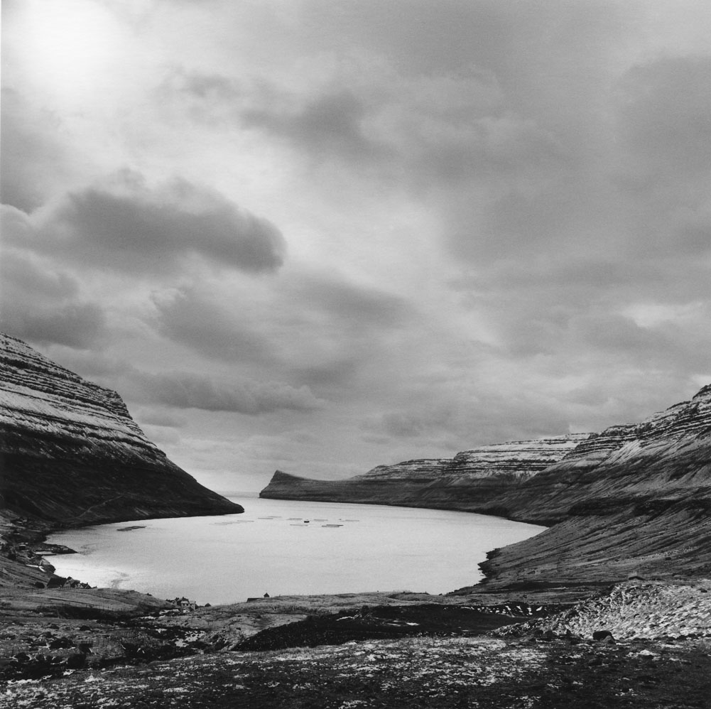 Linda Fitch, Bordoyaivik Bay, Bordoy, Faroe Islands