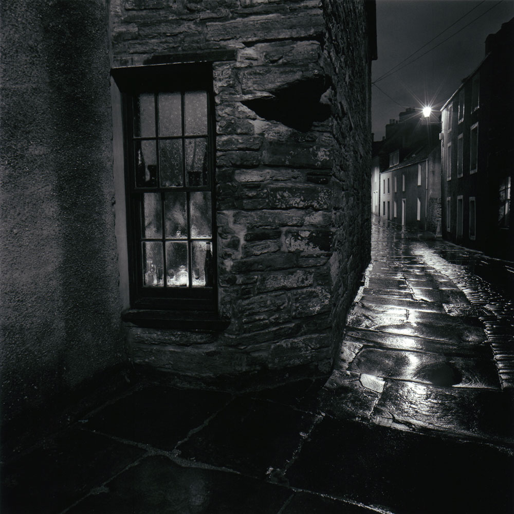Linda Fitch, Window, Stromness, Orkney, Scotland