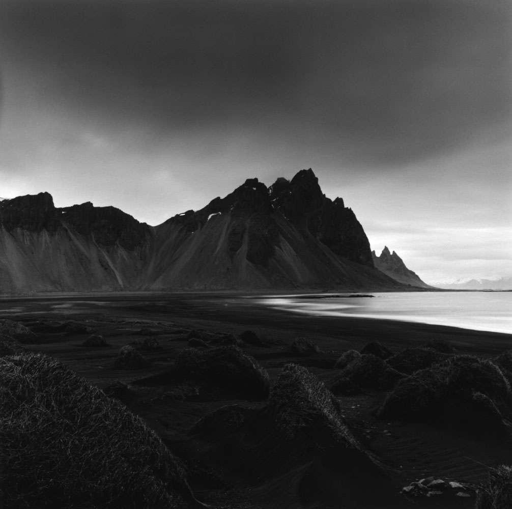 Linda Fitch, Beach, Hofn, South Coast, Iceland