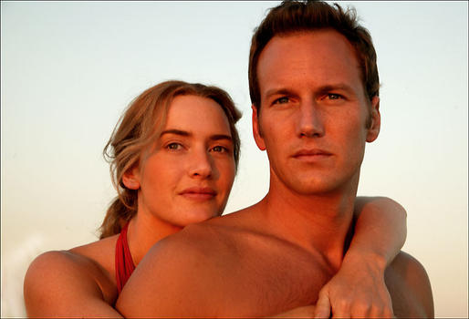 kate Winslet and Patrick Wilson