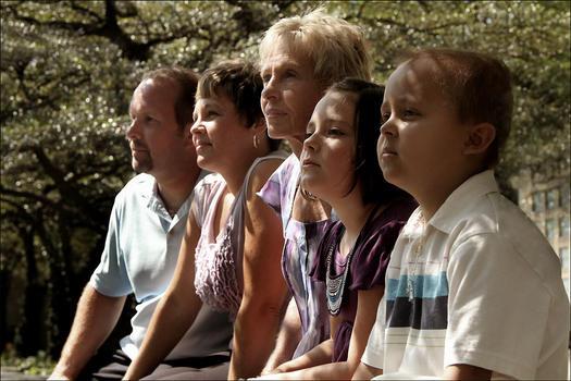 The Kopp-Ramirez Family, Chicago 2010