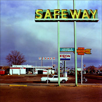 Safeway - New Mexico, 1977