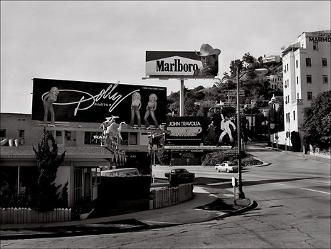 Sunset Curve - Los Angeles, 1977