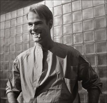 Dan Aykroyd, New York, 1981