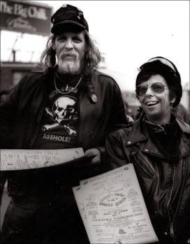 Harley Love Ride 1988
