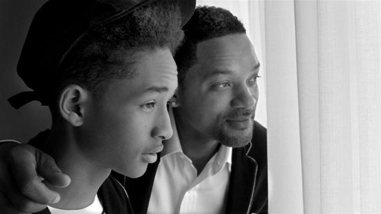 Jaden and Will 2013