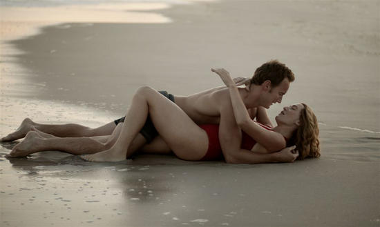 Patrick Wilson and Kate Winslet