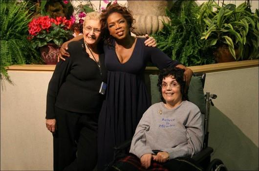 Margot, Oprah and Patti