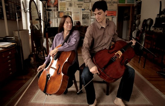 Maxine and Mark