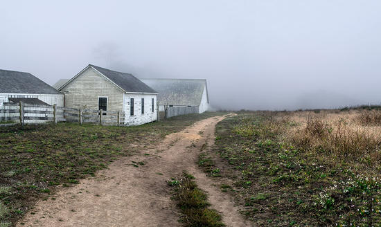 Ranch Buildings - Point Reyes