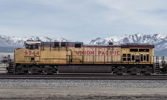 Union Pacific (Milford) - Utah
