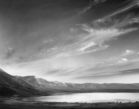 Sunrise - Mono Lake