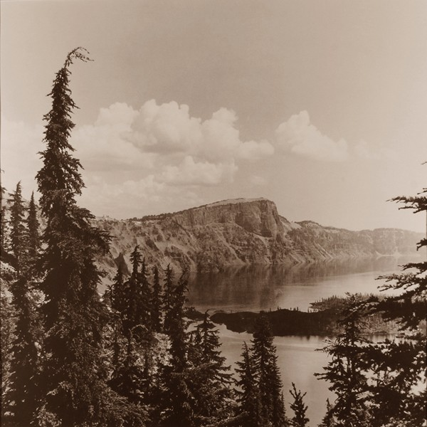 Island View, Crater Lake National Park
