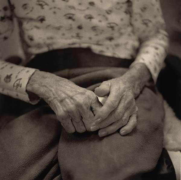Grandma Edna's Hands