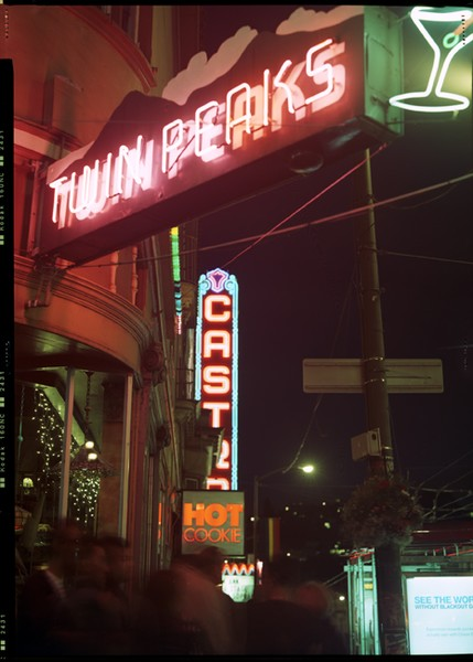 Twin Peaks and the Castro Theater