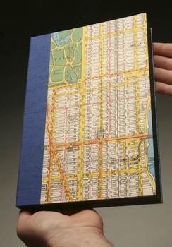 2C-03. Quarter cloth box