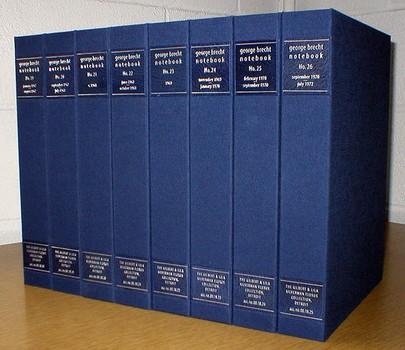 2C-02. Edition of buckram boxes