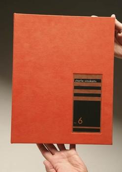 1P-01. Simokaitis—cloth post binding portfolio