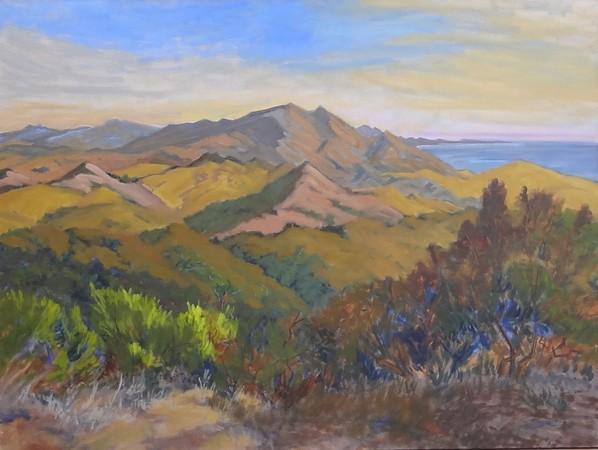 Gaviota Peak #4